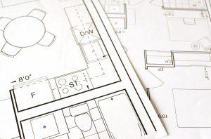 plans maison pièces