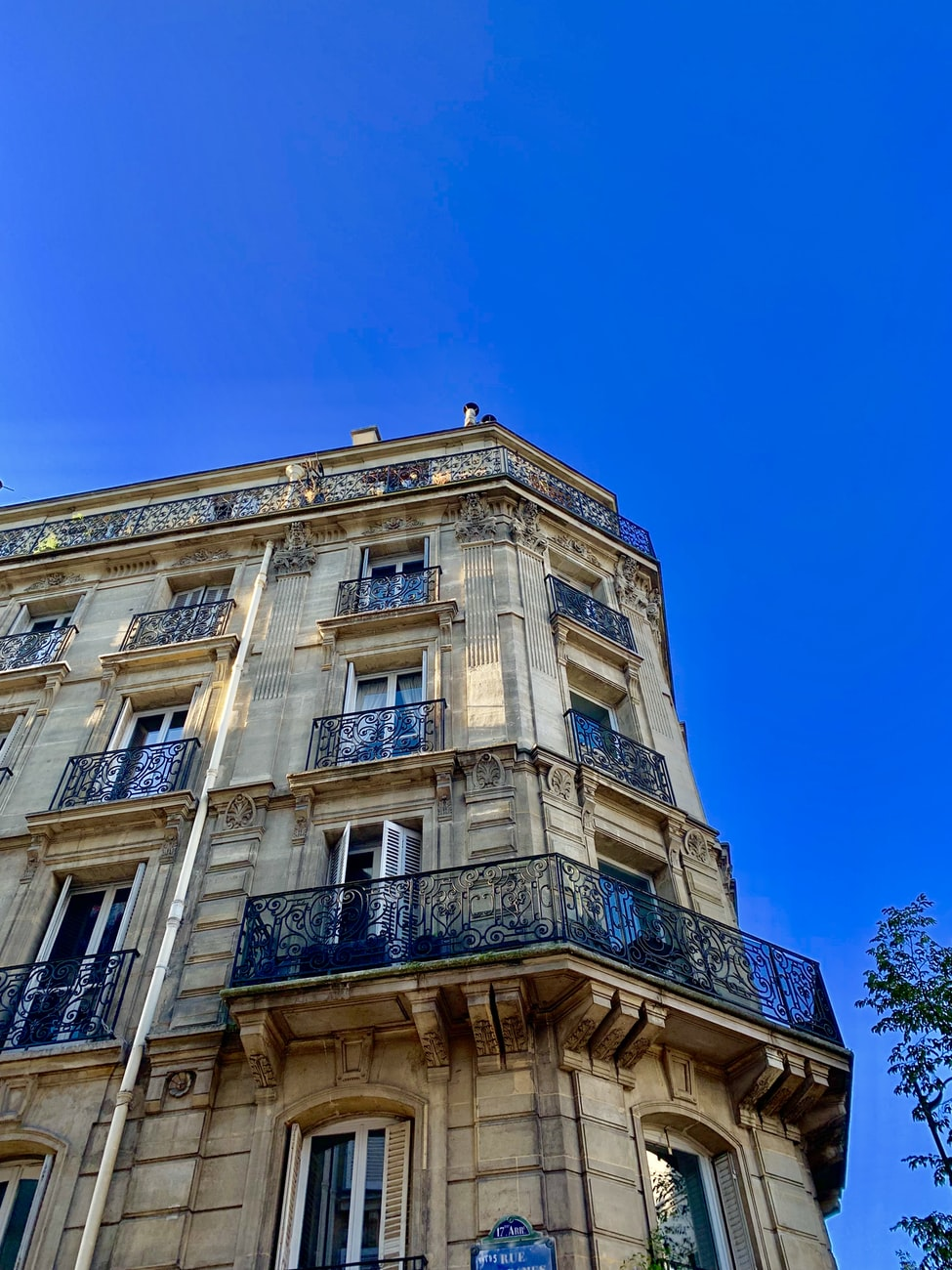 appartements immeuble