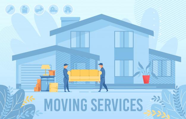 Service de déménagement